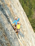 Rock Climbing Photo: Mario and Julio do Brasil