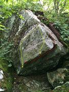 Rock Climbing Photo: Peregrine Prow