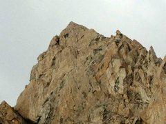 Rock Climbing Photo: The enclosure