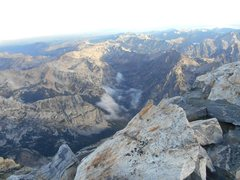 Rock Climbing Photo: Grand Teton Summit