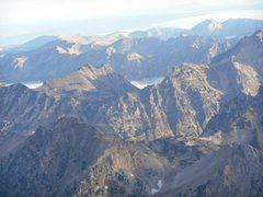 Rock Climbing Photo: View from the Grand Teton Summit