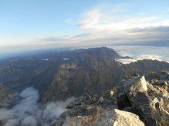 Rock Climbing Photo: Summit view