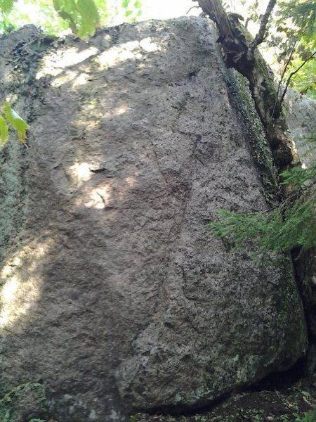 Rock Climbing Photo: Mystics