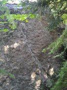 Rock Climbing Photo: Kira,