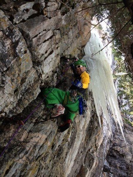 Rock Climbing Photo: Krukonogilicious.