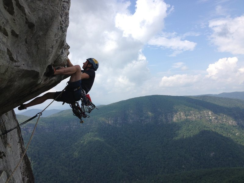 Rock Climbing Photo: Lost in Space