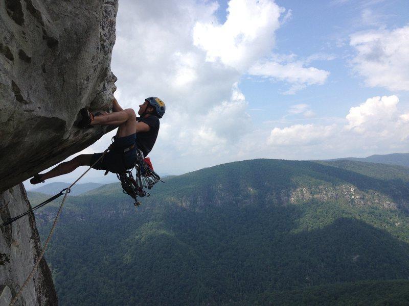 Rock Climbing Photo: Lost in Space, taken by Joe