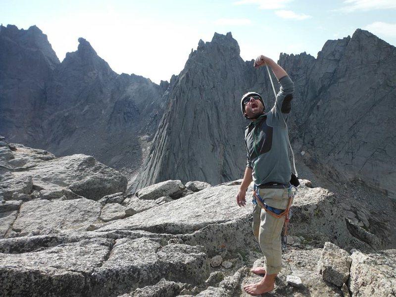 top of Pingora