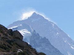 Rock Climbing Photo: Makalu 27,765