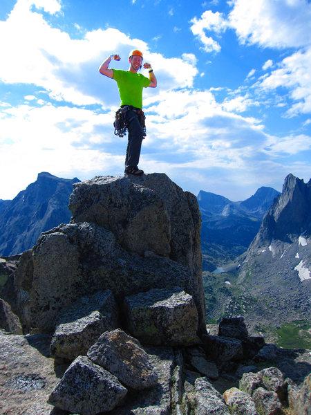Summit of Pingora.