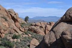 Rock Climbing Photo: Hartman Rocks!