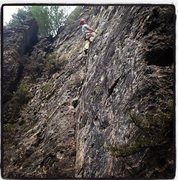 Rock Climbing Photo: Perin