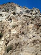 Rock Climbing Photo: Adam on Squawstruck p2