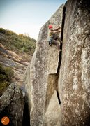 Rock Climbing Photo: UnConcourable