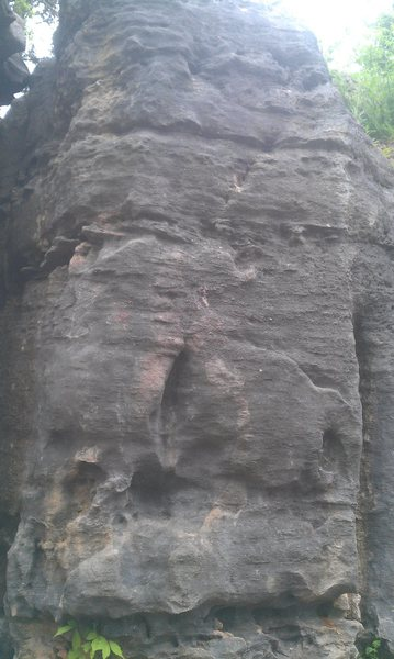 Rock Climbing Photo: This is the have fun boulder do whatever you want,...