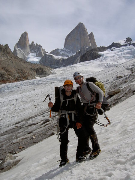 Rock Climbing Photo: El Chalten, Patagonia, Argentina. Via: Franco-Arge...
