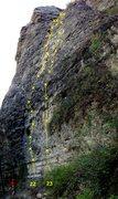 Rock Climbing Photo: 22. Bushwhacked 5.9 23. The Companion 5.8