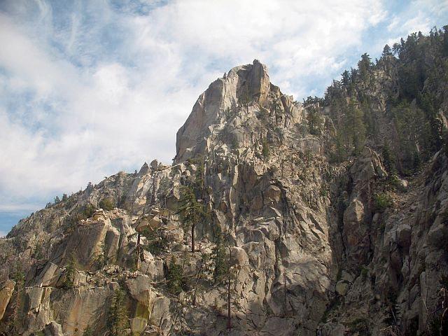 Kaufman Crag, San Jacinto Mountains