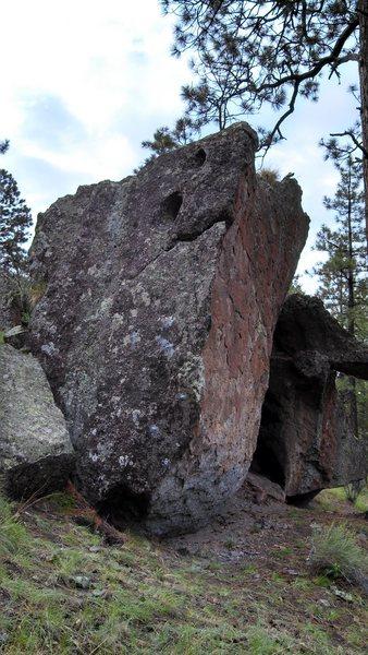 Rock Climbing Photo: SEA