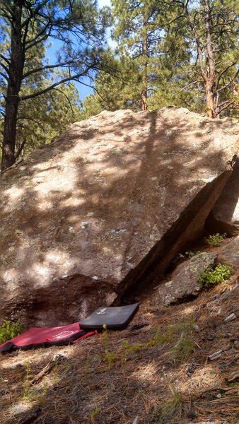 Rock Climbing Photo: was