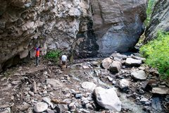 Rock Climbing Photo: This weekend saw flooding and serious erosion in P...