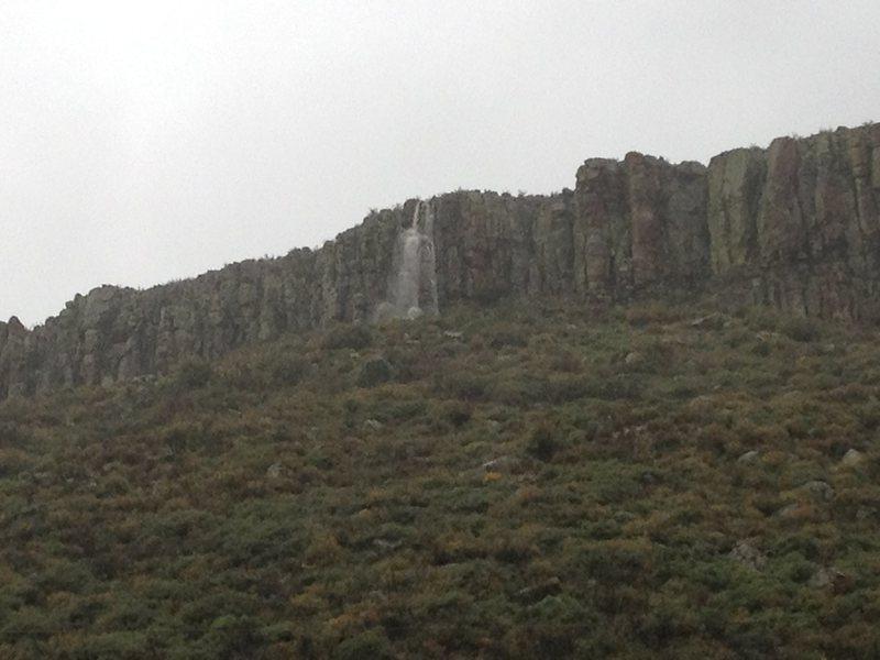 North Table Falls.