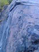 Rock Climbing Photo: Body Drama. You can make out the ramp (inbetween b...
