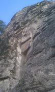Rock Climbing Photo: Premonition