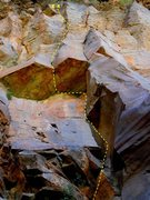 Rock Climbing Photo: Consensual Hex...
