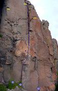 Rock Climbing Photo: 1. Silverback 2. Gorillas in the Crack  3. Monkey ...