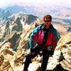 Luan Kruger, Summit Grand Teton 13,770