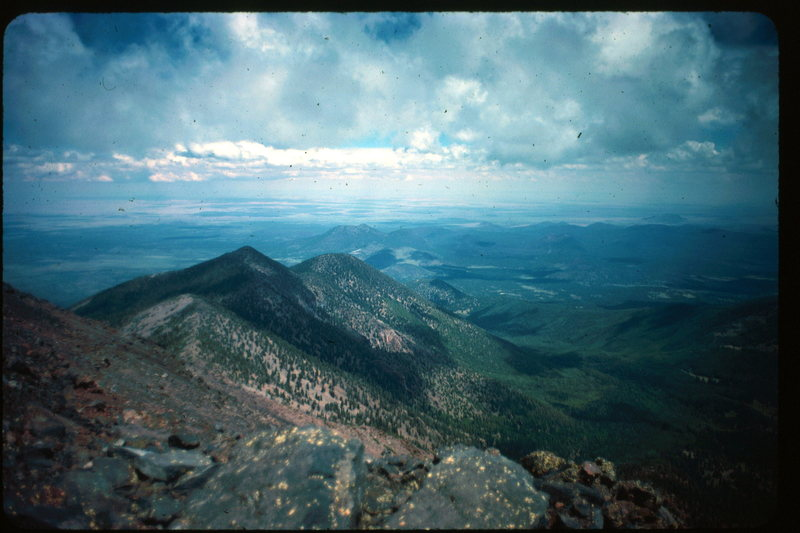 Humphreys Peak, Az 12,660 82'