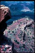 Rock Climbing Photo: Grand Canyon,
