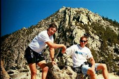 Rock Climbing Photo: Tahquitz Rock, CA