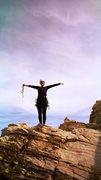 Rock Climbing Photo: Frogland, Red Rocks, NV