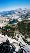Rock Climbing Photo: Eichorn Pinnacle, Yosemite, CA