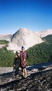 Rock Climbing Photo: Summit DAFF Dome, Yosemite, CA