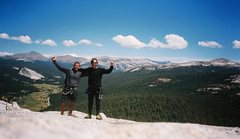 Rock Climbing Photo: Fairview Dome, Yosemite, CA