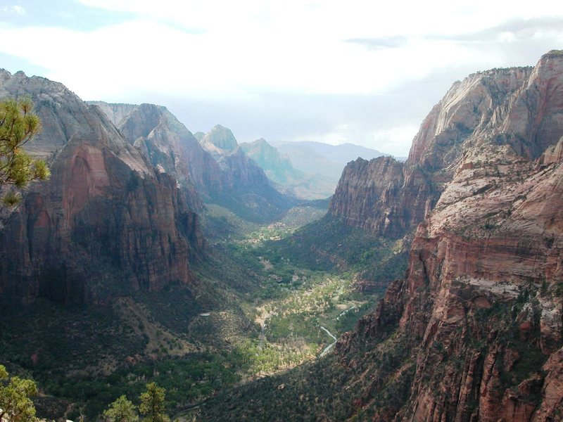 Summit, Angels Landing