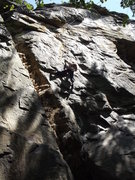 Rock Climbing Photo: Jon on Eyeless