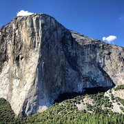 Rock Climbing Photo: EL CAP!!!!