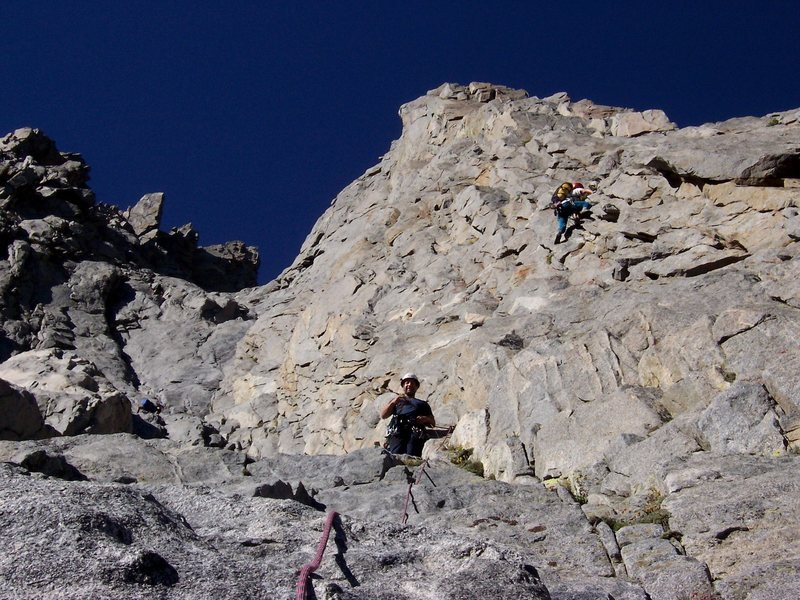 Temple Crag, CA