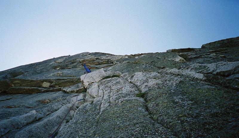 Rock Climbing Photo: Fairview Dome
