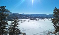 beautiful day of climbing in durango - early march ?