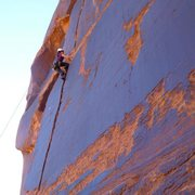 Rock Climbing Photo: Learning to love crack