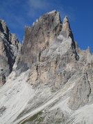 Rock Climbing Photo: Funffingerspitze.