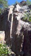 Rock Climbing Photo: No More Mr Nice Guy