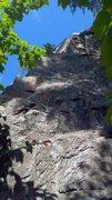 Rock Climbing Photo: Former Rock Star
