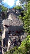 Rock Climbing Photo: Bunny Hop