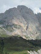Rock Climbing Photo: The Fermeda peaks, up close and personal...